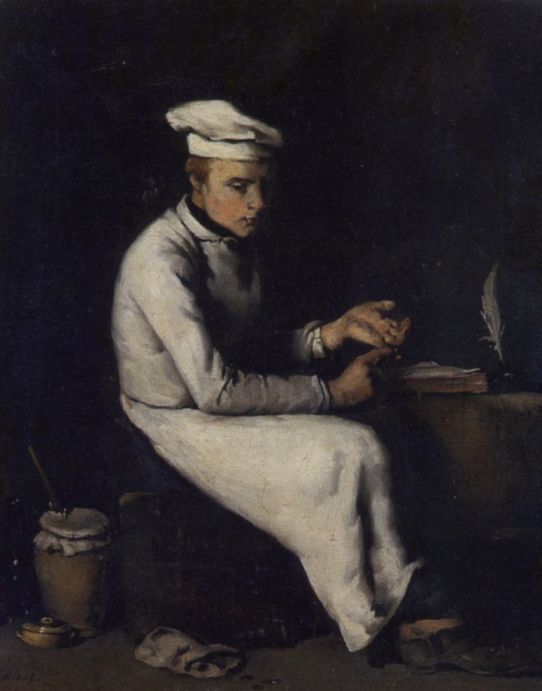 Ribot_Theodule_Augustin_The_Cook_Accountant_Oil_on_Canvas-large